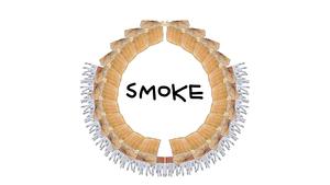 EAT SMOKE SHIT