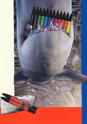 SHARKS IN MILAN