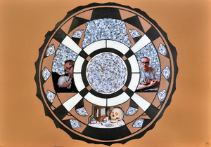 THE DIAMONDS & EGO CIRCLE