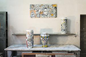 ROOM 2 IL LABORATORIO / THE STUDIO