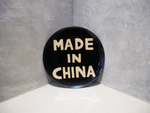 MADE IN CHINA PLATE (little)
