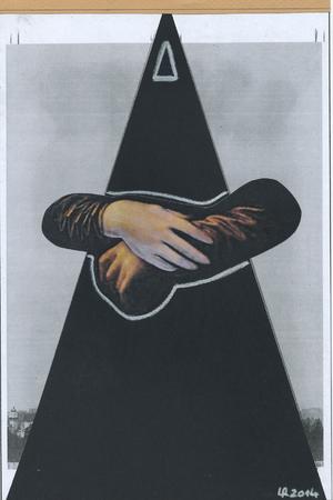 MONA LISA HANDS