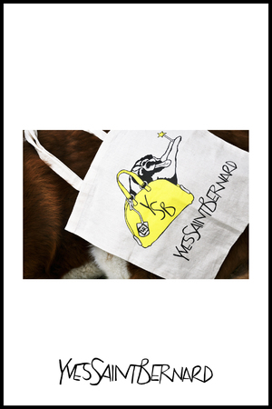YVES SAINT BERNARD / SHOPPING BAG