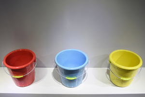 THE PORCELAIN BUCKETS