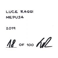 MEDUSA PLATE #18