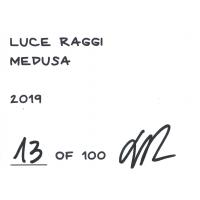 MEDUSA PLATE #13