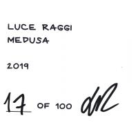 MEDUSA PLATE #17